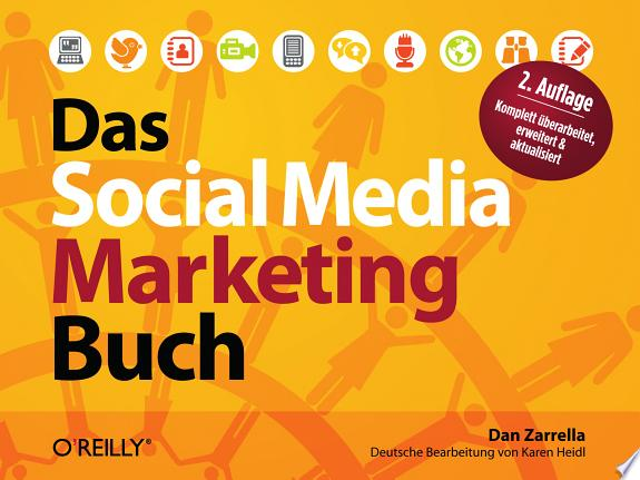 Das Social-Media-Marketing-Buch