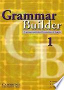 Grammar Builder 1