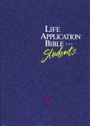 Life Application Bible For Students