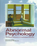 Abornmal Psychology