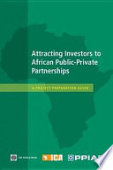 Attracting Investors to African Public private Partnerships