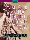 Saving Your Marriage Before It Starts Book