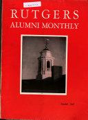 Rutgers Alumni Monthly