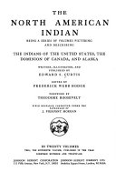 Portraits from North American Indian life