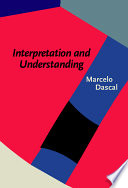 Interpretation and Understanding