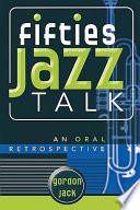 Fifties Jazz Talk Book