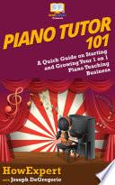 How To Play Piano Quick Pdf/ePub eBook
