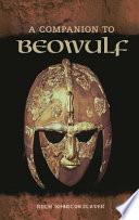 A Companion to Beowulf