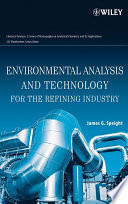Environmental Analysis and Technology for the Refining Industry
