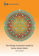 Ten Things Everyone Needs to Know about Islam Book