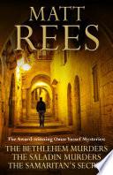 The Award Winning Omar Yussef Mysteries Book PDF