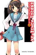 The Melancholy of Haruhi Suzumiya (light novel)