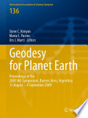 Geodesy for Planet Earth