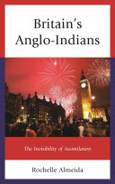 Pdf Britain's Anglo-Indians