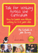 EBOOK  Talk for Writing across the Curriculum  How to teach non  fiction writing to 5 12 year  olds