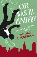 Or Was He Pushed? [Pdf/ePub] eBook