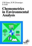 Chemometrics in Environmental Analysis