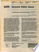 Fundamentals of Ground water Modeling Book