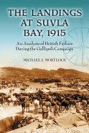 The Landings at Suvla Bay, 1915