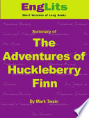 Englits The Adventures Of Huckleberry Finn Pdf