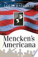 Mencken S Americana
