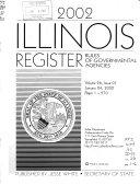 Illinois Register Book PDF