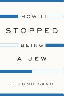 Pdf How I Stopped Being a Jew Telecharger