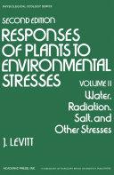 Water, Radiation, Salt, and Other Stresses [Pdf/ePub] eBook