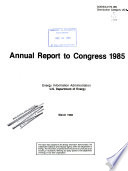 Annual Report To Congress