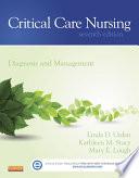 Critical Care Nursing E Book Book PDF