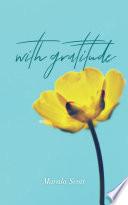 With Gratitude image
