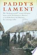 Paddy s Lament  Ireland 1846 1847