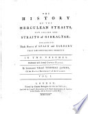 The History Of The Herculean Straits
