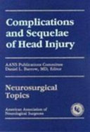 Complications and Sequelae of Head Injury