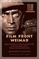 Film Front Weimar