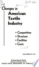 Changes in American Trextile Industry