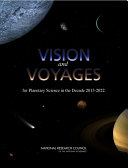 Pdf Vision and Voyages for Planetary Science in the Decade 2013-2022
