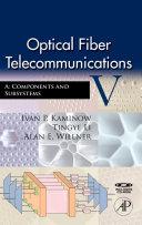 Optical Fiber Telecommunications VA