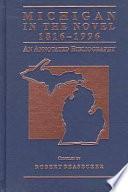 Michigan in the Novel, 1816-1996
