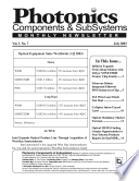 Photonics Components Subsystems Book PDF