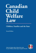 Canadian Child Welfare Law