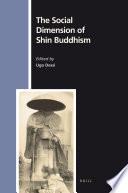 The Social Dimension of Shin Buddhism