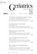 Geriatrics Book