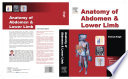 Anatomy of Abdomen and Lower Limb