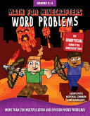 Math for Minecrafters Word Problems, Grades 3-4