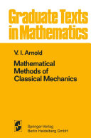Mathematical Methods of Classical Mechanics Pdf/ePub eBook