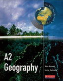 A2 Geography for AQA Specification A