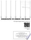 Part 1 Cigarette Labeling And Advertising 1969 [Pdf/ePub] eBook