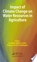 Impact of Climate Change on Water Resources in Agriculture
