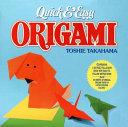 Quick   Easy Origami Book
